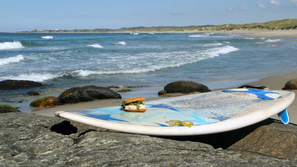 surf lunch